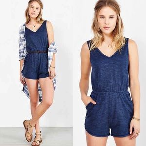 Urban Outfitters BDG V-Neck Dolphin Romper